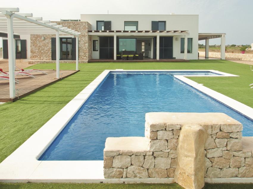 Allotjament de luxe amb piscina   (3e Luxury Services)