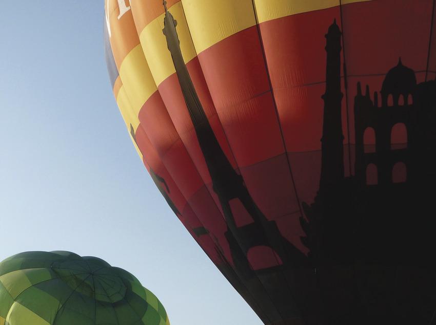 Vuelo en globo aerostático   (3e Luxury Services)