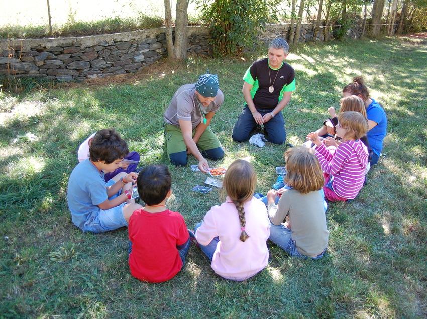 Sessió didàctica infantil   (Natura Esport Costa Daurada)