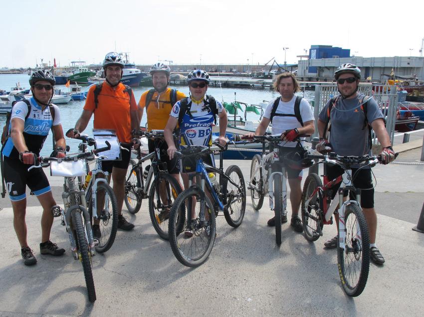 Grupo ciclista de montaña   (Natura Esport Costa Daurada)