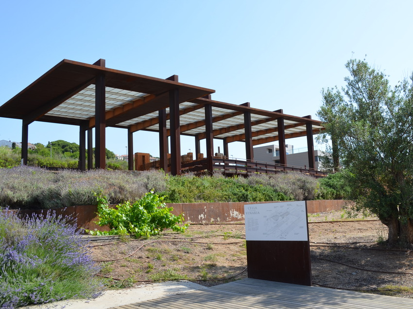 Parc Arqueològic Cella Vinaria   (Parc Arqueològic Cella Vinaria)