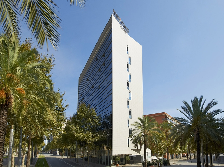 Vista general de l'hotel   (Four Points By Sheraton Barcelona Diagonal)