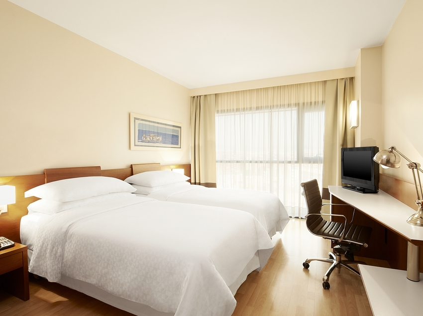 Habitación del hotel   (Four Points By Sheraton Barcelona Diagonal)