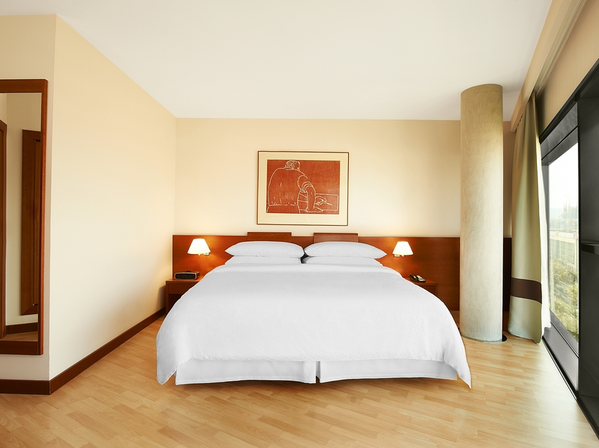 Habitación del hotel   (Four Points By Sheraton Diagonal)