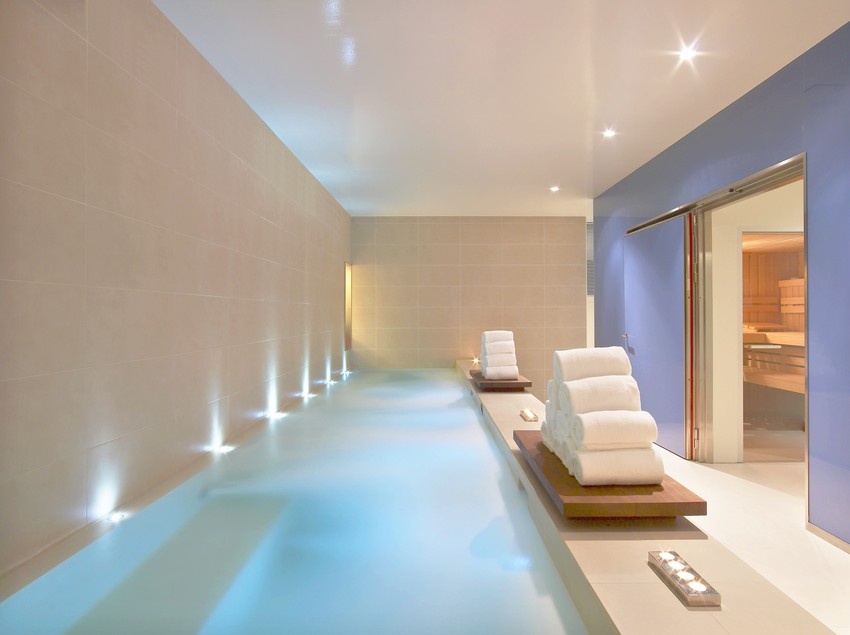 Jacuzzi Bliss spa   (W Barcelona)