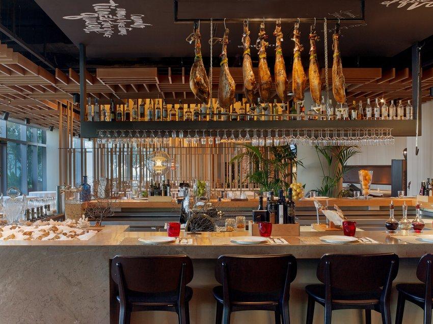 Restaurant Bravo24   (W Barcelona)