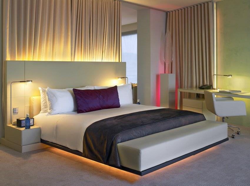 Suite Cool Corner   (W Barcelona)