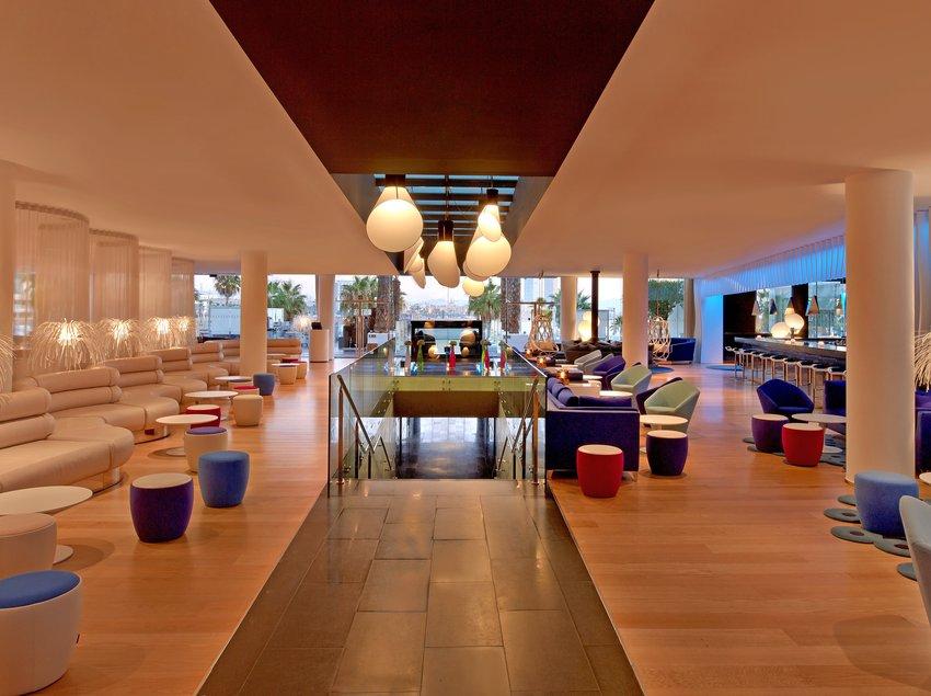 W Lounge   (W Barcelona)