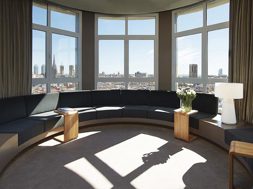 360º Barcelona Suite   (Le Méridien Barcelona)
