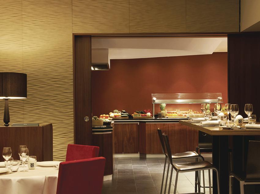Restaurante CentOnze   (Le Méridien Barcelona)