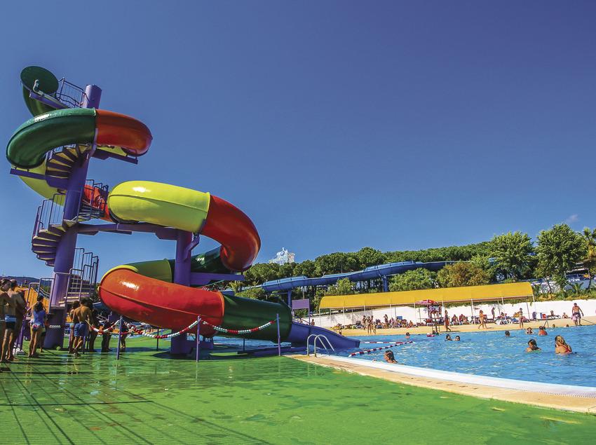 Illa Fantasia - Barcelona Parc Aquàtic