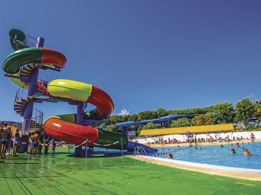 Illa Fantasia - Parque Aquatique Barcelone