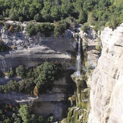 Salto del Sallent   (Territori Natural)