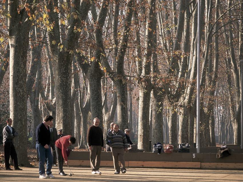 Parc de la Devesa, Gérone.  (Servicios Editorials Georama)
