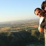 Vol en globus entre el Pre-pirineu i Camarasa