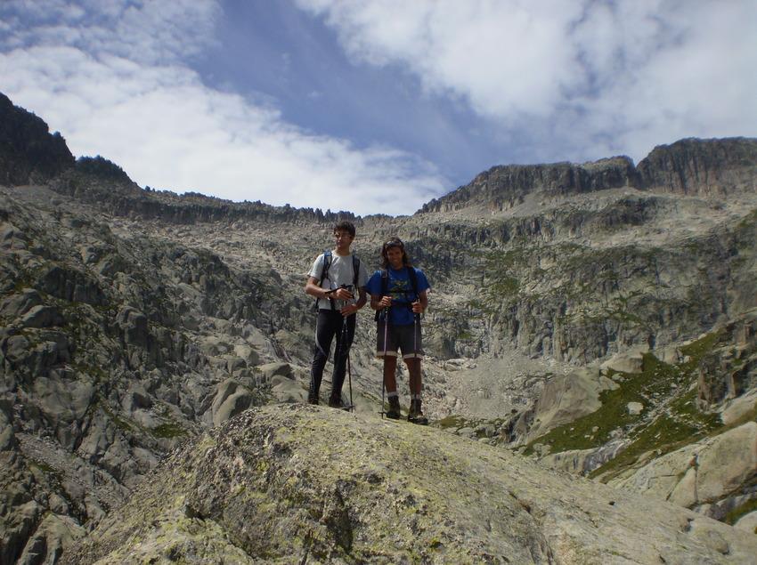 Ascensió de muntanya     (Guies Vall Fosca)