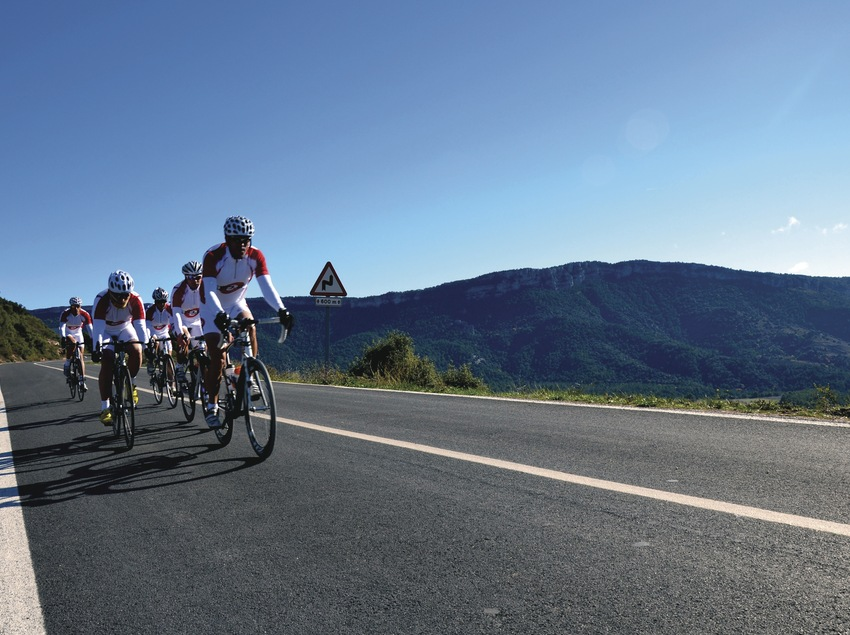 Grupo cicloturista     (Cycling Costa Daurada)