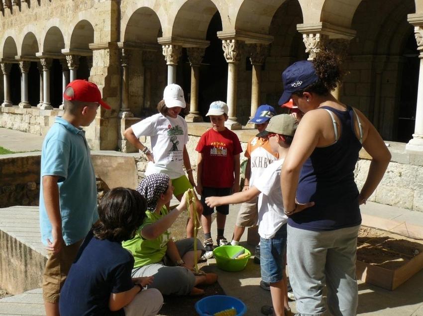 Verano en los Museos     (Monestir de Sant Cugat)