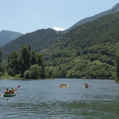 Llac de la Torrassa    (Consorci Turisme Valls d'Àneu)