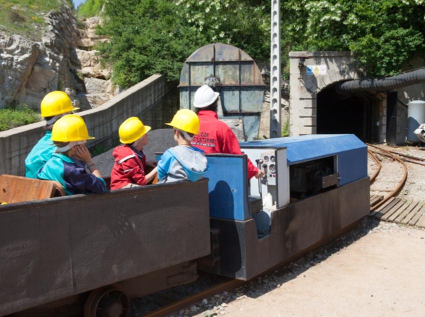 Museu de les Mines de Cercs     (DTF Berga)