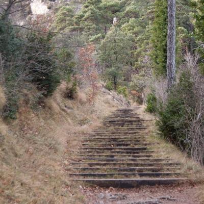 Serra de Queralt_sender     (DTF Berga)