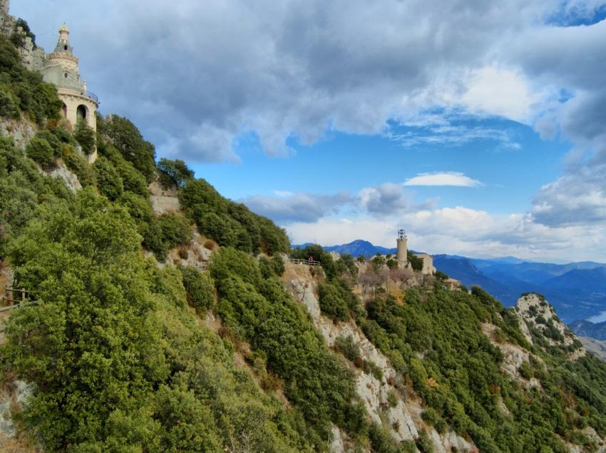 Serra de Queralt   (DTF Berga)