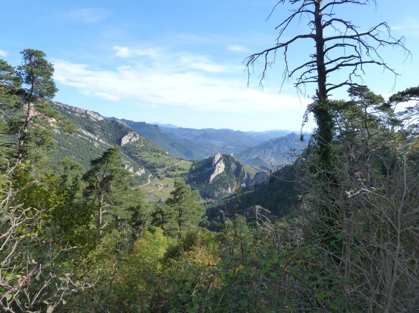 Serra de Queralt_vista generica     (DTF Berga)