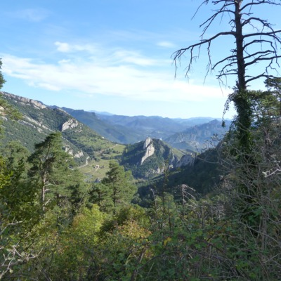 Sierra de Queralt_vista genérica     (DTF Berga)