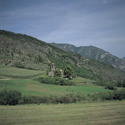 Sant Julià de Fréixens  (Felipe J. Alcoceba)