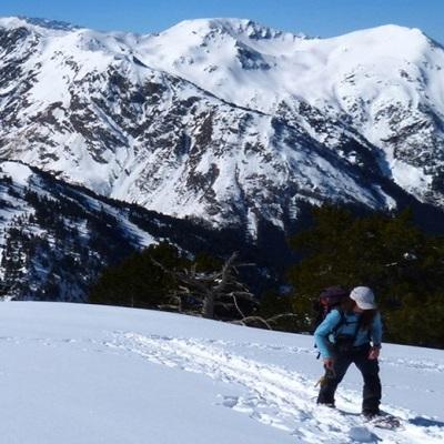Tour de 2 dies amb raquetes de neu pel Parc Nacional d'Aigüestortes i Estany de Sant Maurici