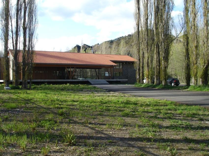 Edifici d'Ecem Escola de Muntanya     (Ecem Escola de Muntanya)
