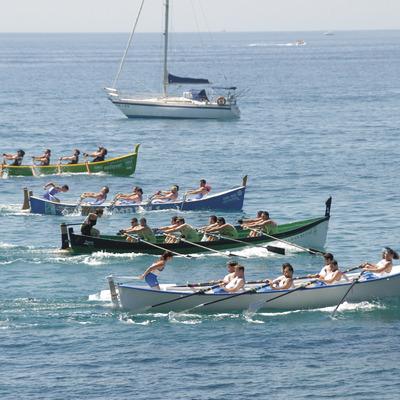 """Llagut"" Boat Race"