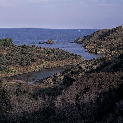 Cala Jonquet, al Parc Natural del Cap de Creus  (Oriol Alamany)