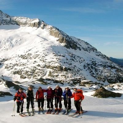 3 days ski touring Parc National d'Aigüestortes i Estany de Sant Maurici