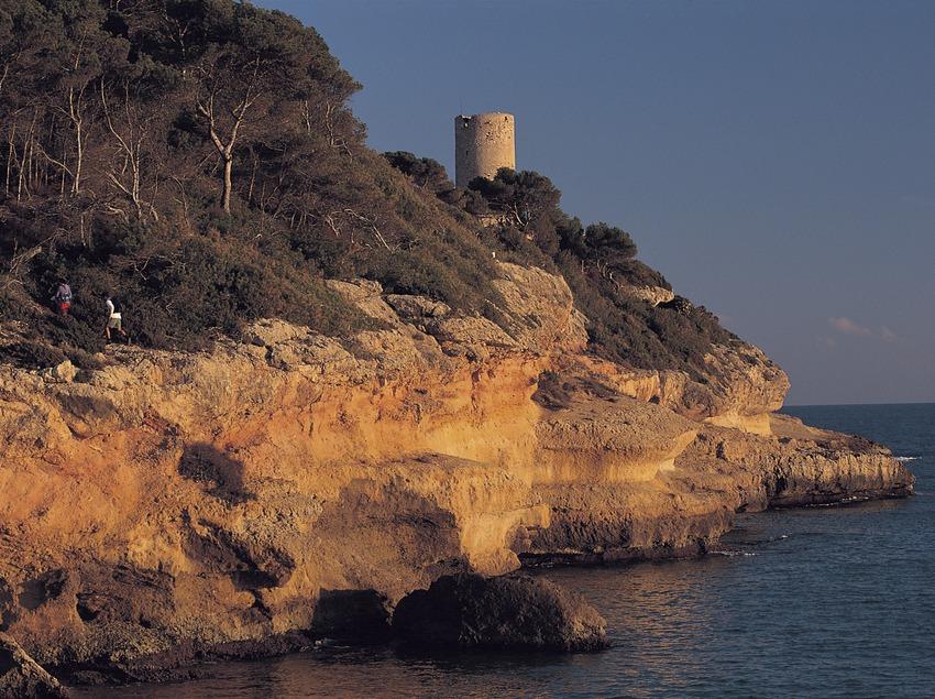 Punta de la Móra, Tarragona.  (Rafael López-Monné)