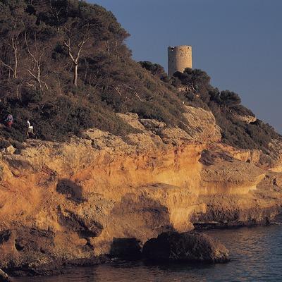 Punta de la Móra, Tarragona.