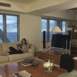 Suite del Hotels Arts. Campaña guías de Turismo. Portadas guías de Turismo 2009