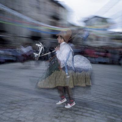 Ball de cavallets de Sant Feliu de Pallerols  (Jordi Pareto)