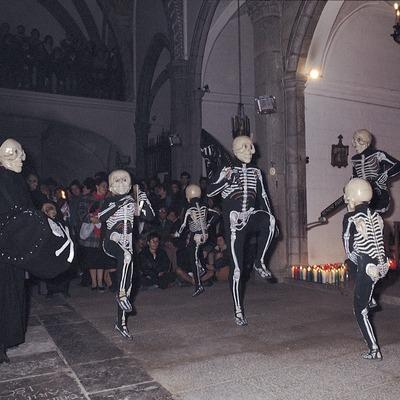 Dansa de la Mort, Verges.  (Jordi Pareto)