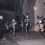 Baile de la Muerte, Verges.  (Jordi Pareto)