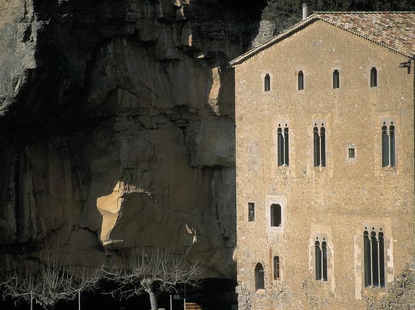 Monasterio de Sant Miquel del Fai  (Servicios Editorials Georama)