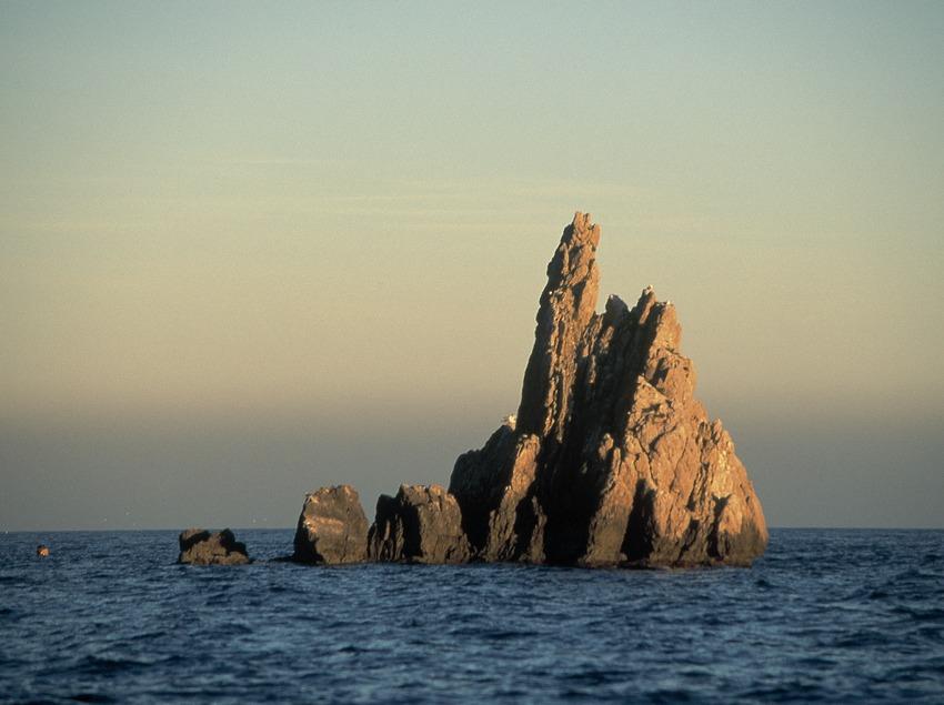 Illes Medes.  (Servicios Editorials Georama)