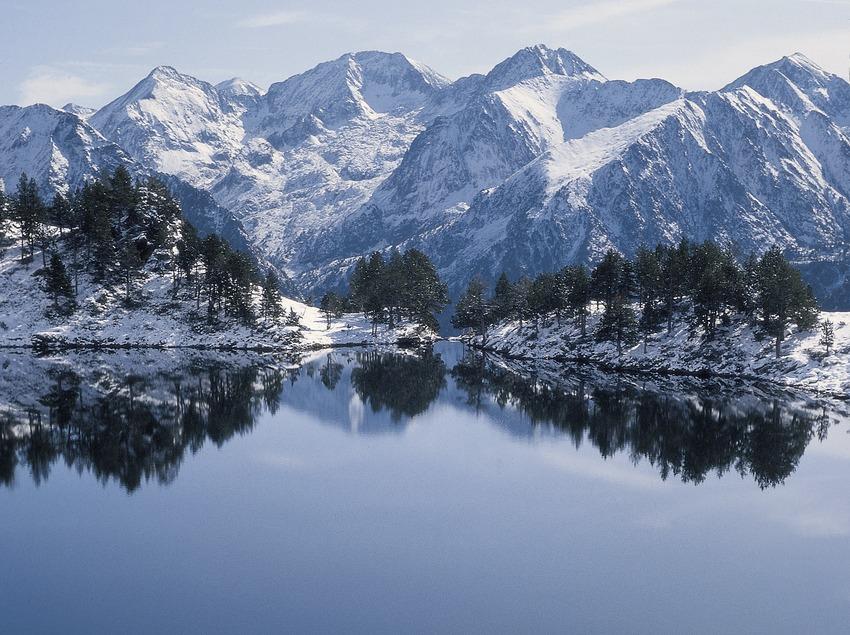 Lago de Naorte, Lladorre.