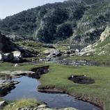 Los lagos de Romedos.