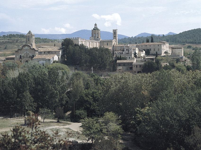 Monasterio cisterciense de Santes Creus   (Ramón Manent)