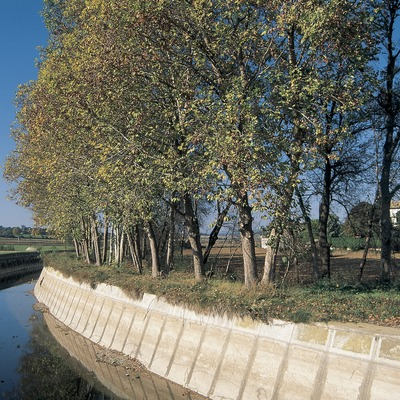 Canal d'Urgell.  (Servicios Editorials Georama)