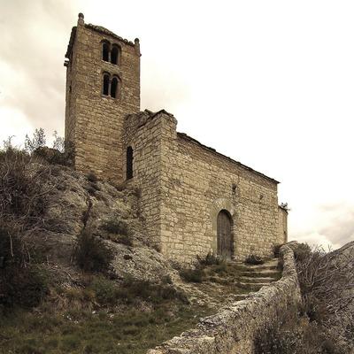 Ermitage de la Mare de Déu de Castell-llebre.