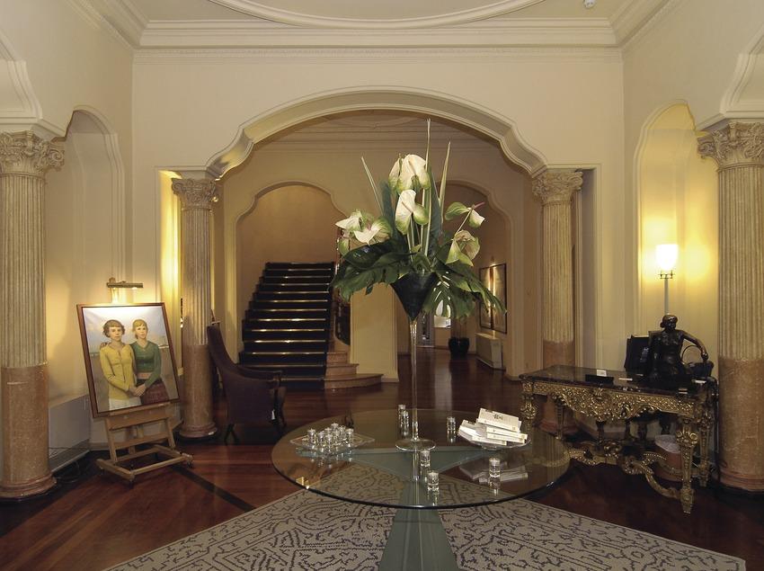 Interior de l'hotel Torre del Remei  (Chopo (Javier García-Diez))