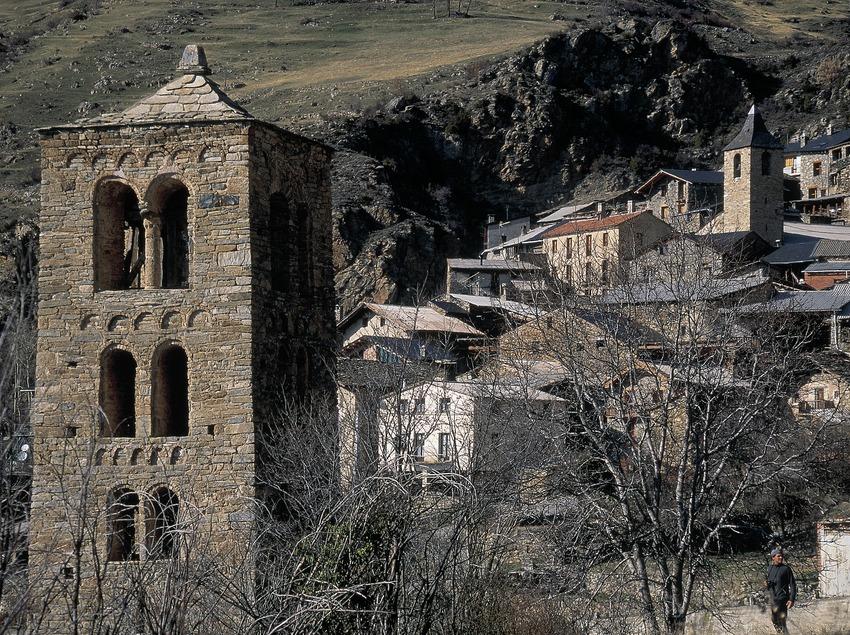 Das alte Kloster Sant Martí