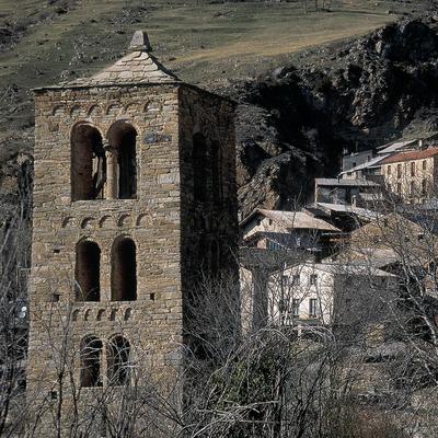Antiguo monasterio de Sant Martí  (Servicios Editorials Georama)